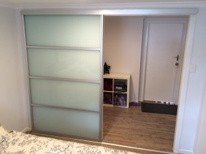Single Interior Sliding Door